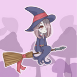   Sucy   Little Witch Academia  