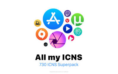 All my ICNS
