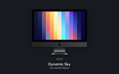 Dynamic Sky - Wallpaper by octaviotti