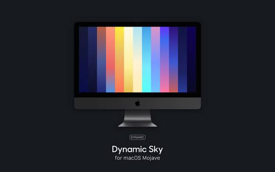 Dynamic Sky - Wallpaper