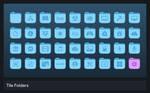 Tile Folders - A macOS IconPack