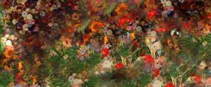 imaginary garden by artin2007