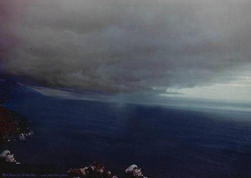wine-dark-sea at  Big Sur
