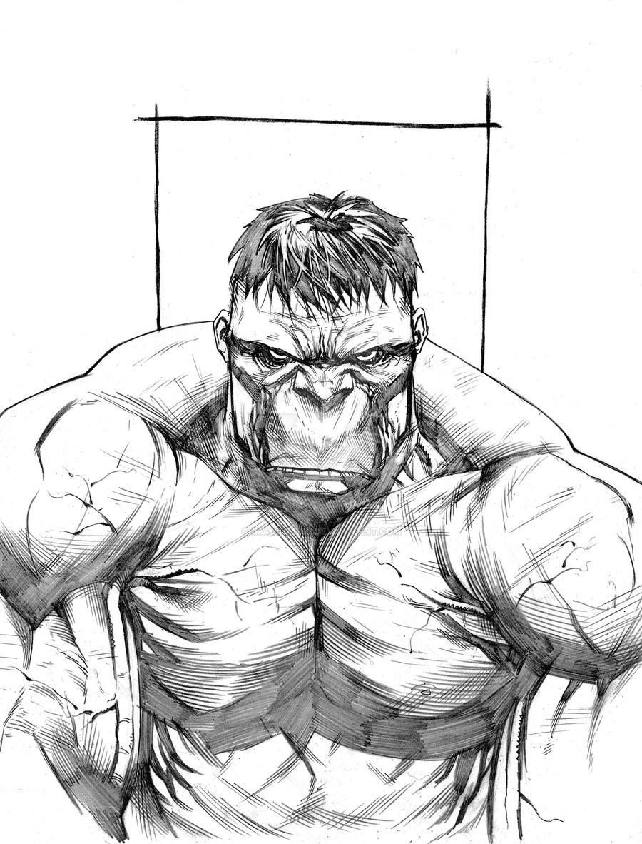 Hulk 2014.. by imagine1207
