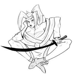 Outlaw Star - Suzuka