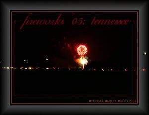 fireworks '05: tennessee