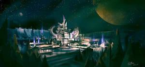 Moonbase by windboi