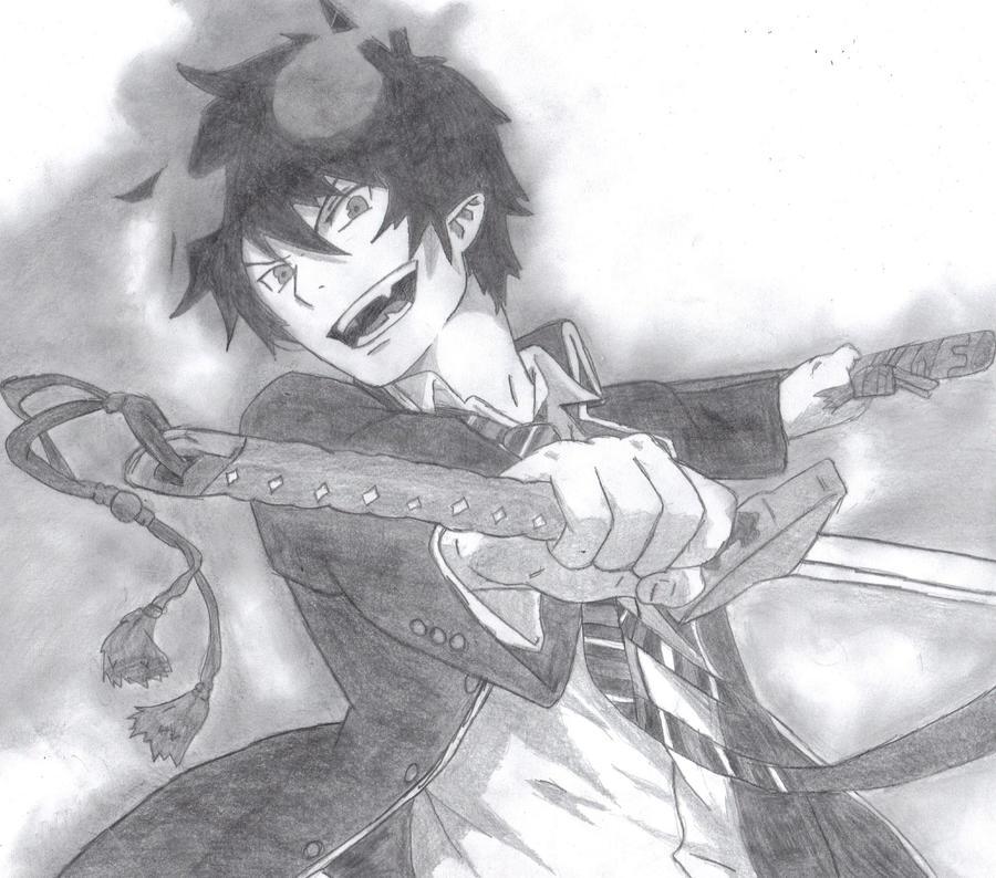 *Request* Rin Okumura by AeliaDarkness