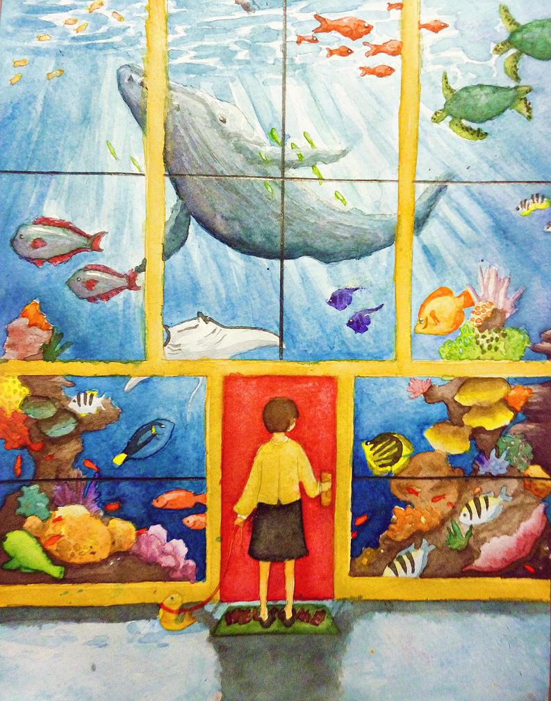 essay about life under water merkaj life under stalin essay