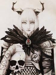 Raven's queen