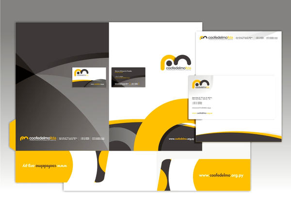 Corporate Image - Coofedelmo1 by corelmania