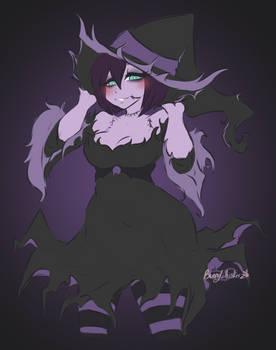 Zombz Witch