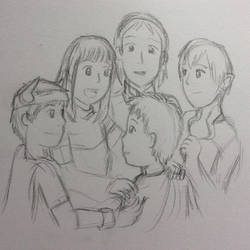 Welcome to Team ICO! (sketch)