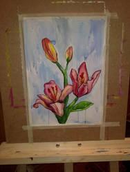 Sci-fi Flowers by Lafizzy