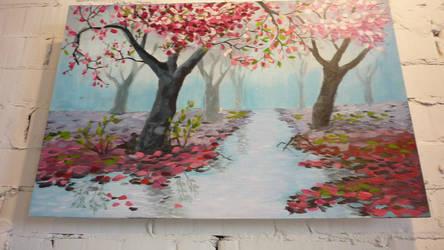 Sakura by Lafizzy