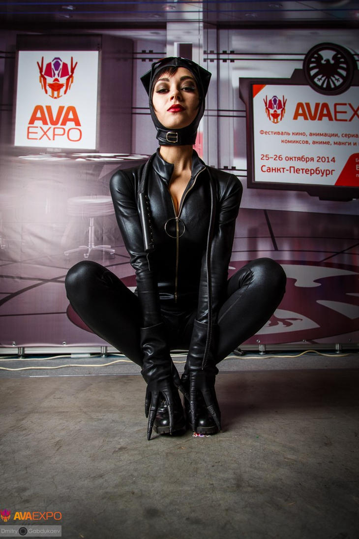 Catwoman by chloe-hime