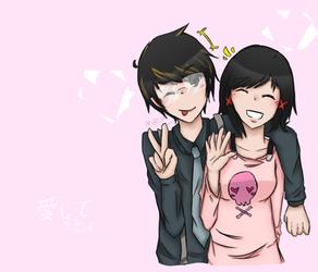 Oddball and Rice Girl