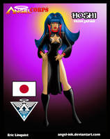 From Japan: HOSHI by EricLinquist