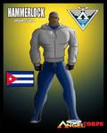From Cuba: HAMMERLOCK