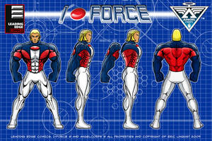 I-FORCE 180 by EricLinquist