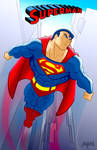 SUPERMAN by EricLinquist