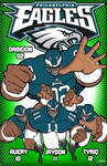 Eagles Fan Commission by EricLinquist