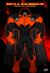 Hellvenger by EricLinquist
