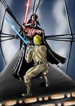 Luke VS Vader (From Empire Strikes Back)