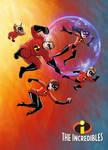 The Incredibles II Fan Art