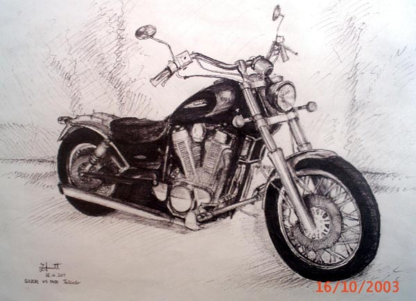 motocycles 2 by planorism