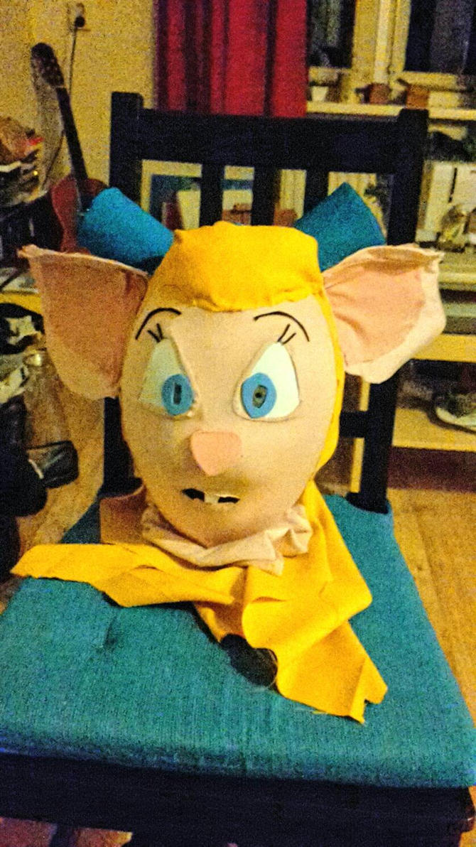 gadget hackwench headform  by Specialwater7