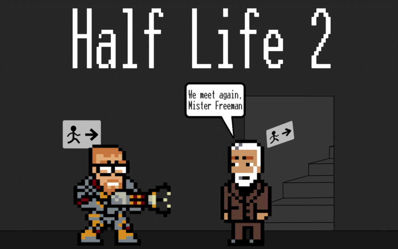 half life 2 wallpaper by 3shadowfox3 on deviantart