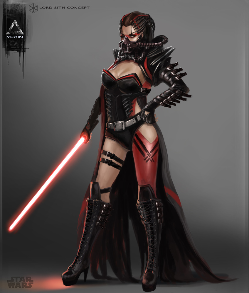 4 1She-Lord Sith 3 by YENIN on DeviantArt