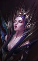 Queen Violet by YENIN