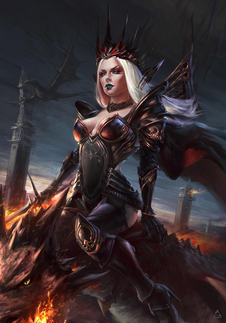 DragonRider by YENIN