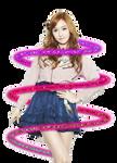 SNSD Jessica Swirl Edit PNG