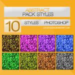 Styles Photoshop {Abstract}