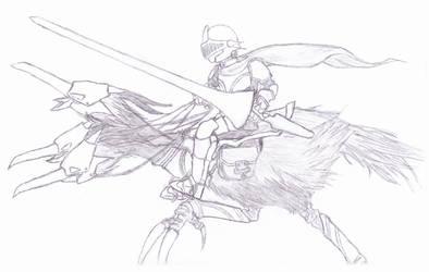 Dodrio Knight by genericwin