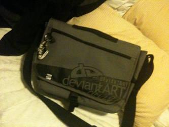 Laptop Messenger Bag by genericwin