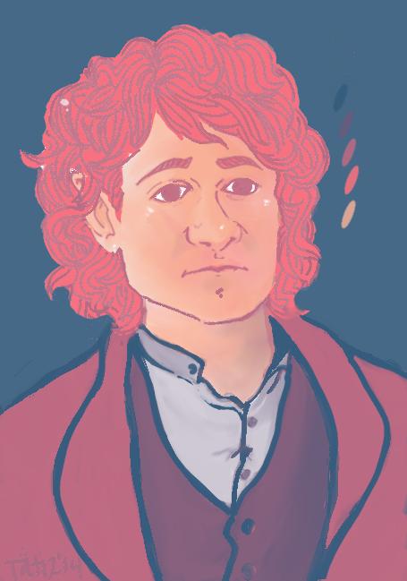Bilbo by locococo22