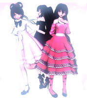 |MMDxOC| TDA Sakura Ruto |