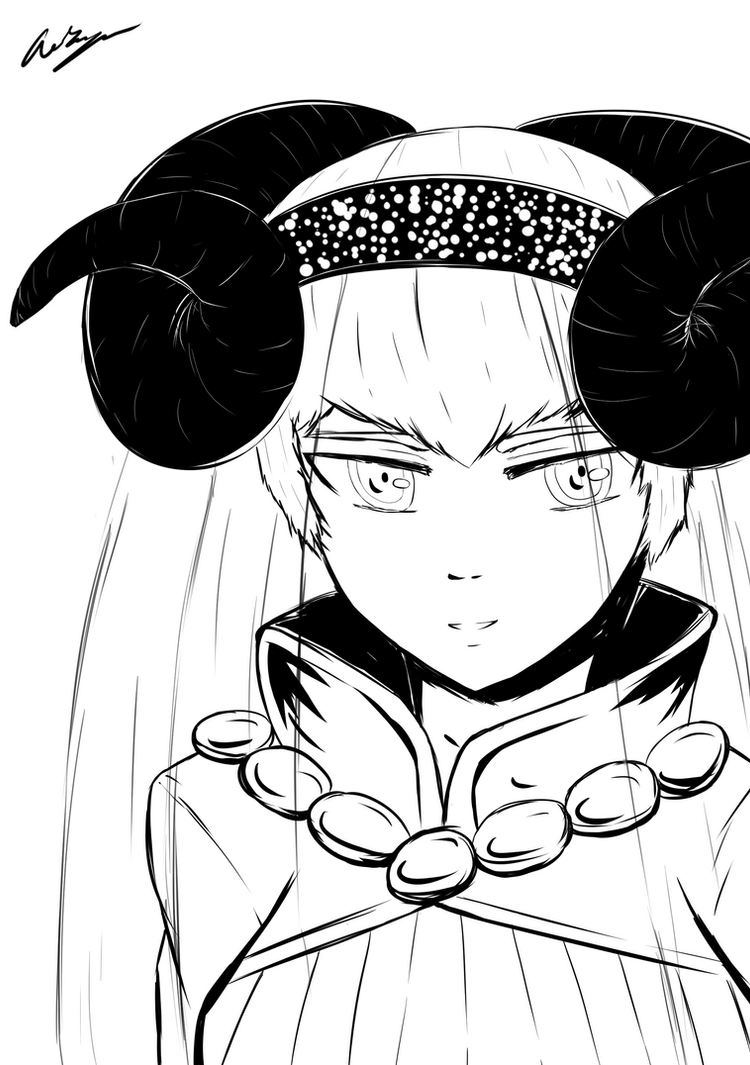 [Innocent Soul] Ram by AikiYun