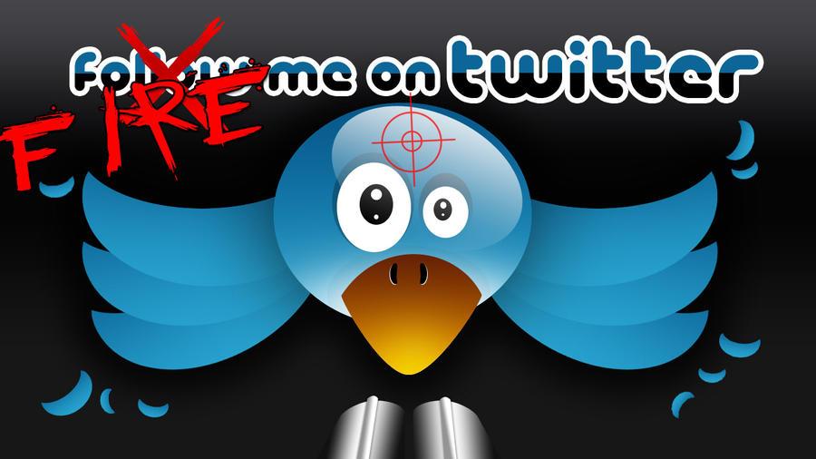 Tweet tweet tweet.. by nFalPaz