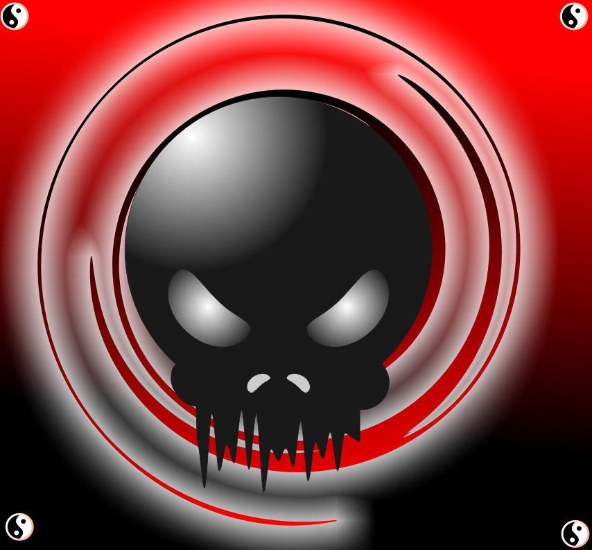 skull by nFalPaz