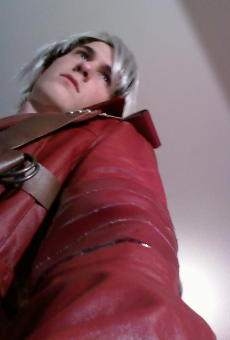 Dante, Devil May Cry 3 Cosplay by 7hered