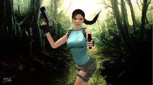 Lara Croft - Jungle Classic