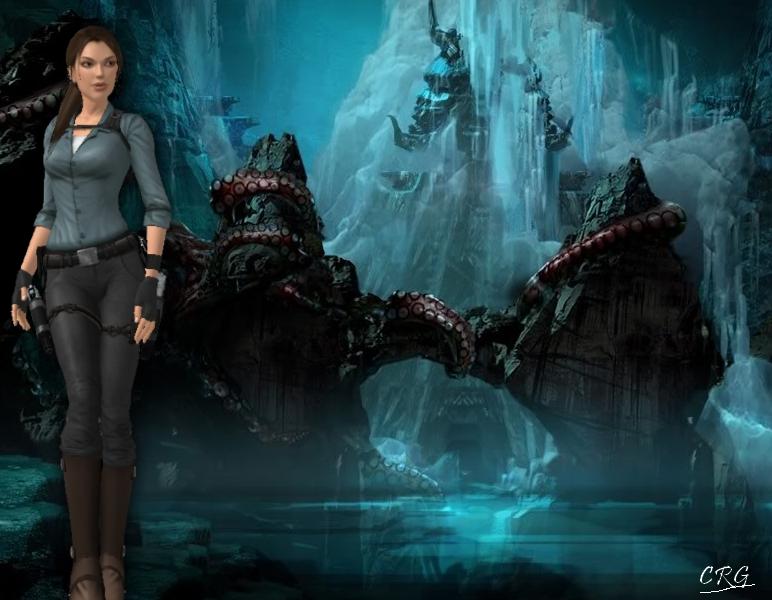 Tomb Raider HUB   Tomb Raider 7: Legend MODDING - Shorts