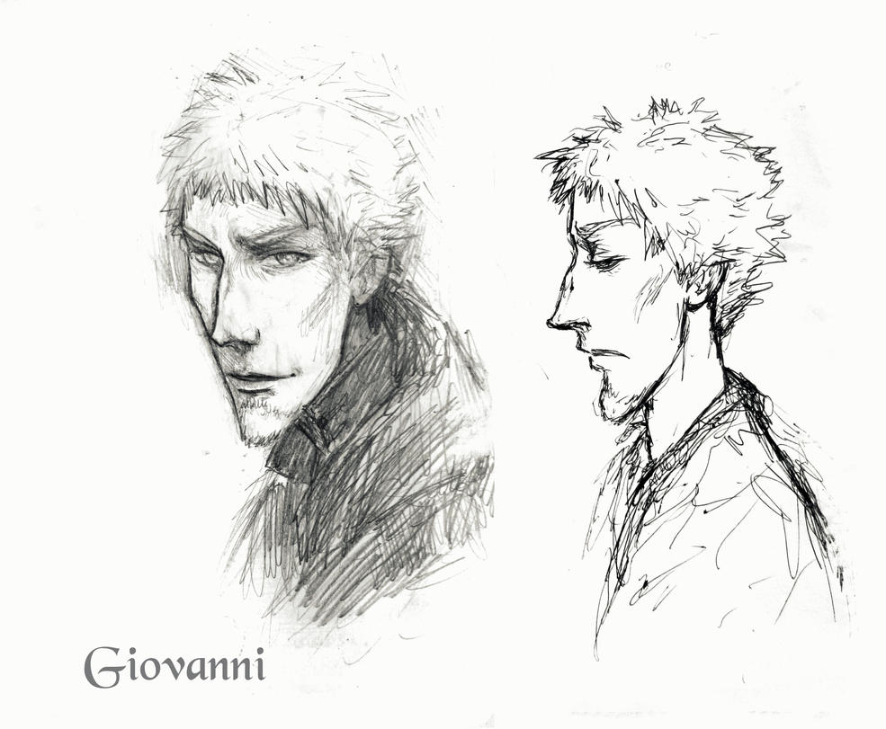 Giovanni by elicenia