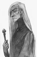 Lucius Malfoy by beidak