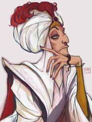 Jafar, oh, Jafar by beidak